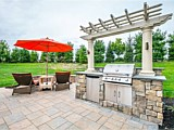Outdoor Kitchens and Pavilions